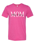 Tahlequah Strong MOM Berry Crew Neck