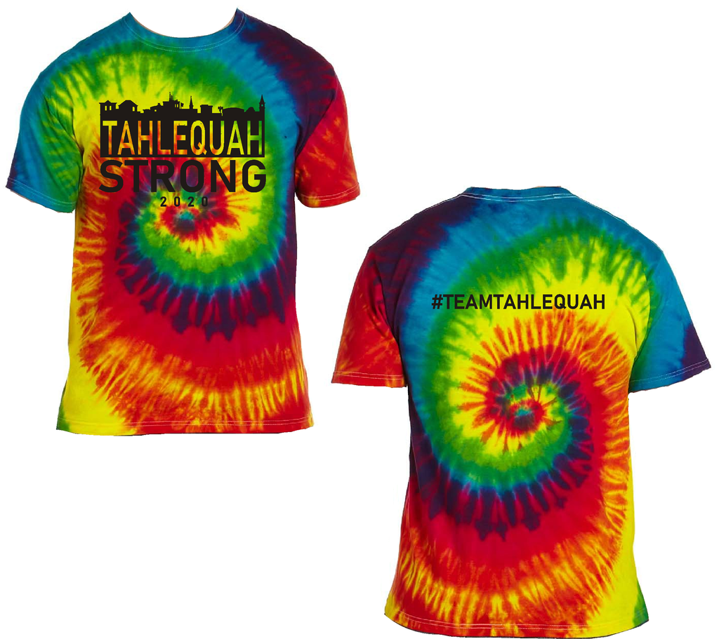 Tahlequah Strong YOUTH Reactive Rainbow PREORDER
