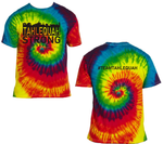 Tahlequah Strong YOUTH Reactive Rainbow In Stock