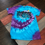"Tahlequah Strong TIE DYE ""Tahiti"" IN STOCK"