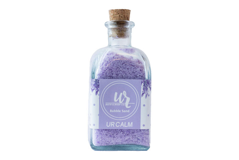 UR Bath & Body - UR Calm Bubble Sands