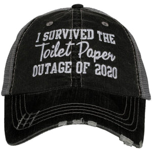 Katydid - I Survived The Toilet Paper Outage Of 2020 Wholesale Trucker