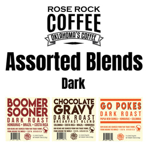 Rose Rock K-Cups Assorted Blends - Dark