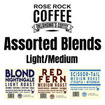 Rose Rock K-Cups Assorted Blends - Light/Medium