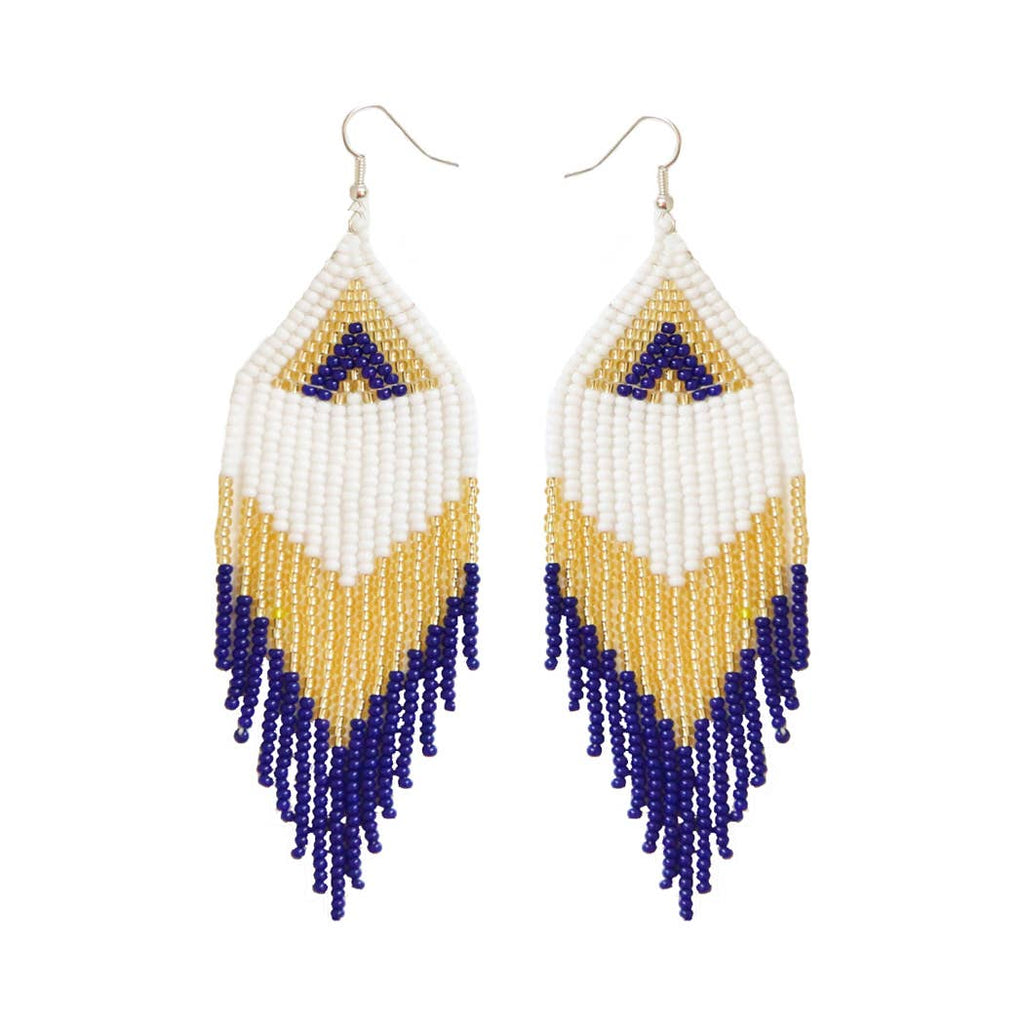 FOSTERIE - Marino Beaded Earrings