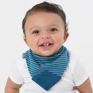 BooginHead - Bandana Teether Bibs, various colors