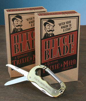 Trixie & Milo - Tool - Hitch Blade Carabiner Multi-Tool