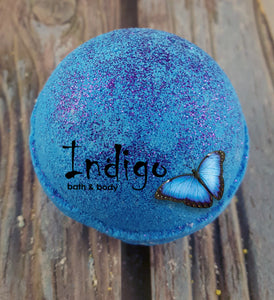Indigo Bath and Body - Moonlight - Shea Butter Bath Bombs