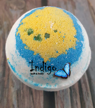 Indigo Bath and Body - Tropical Skies - Shea Butter Bath Bombs