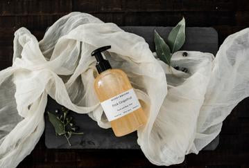 Moss + Brooke - Pink Grapefruit Body Wash