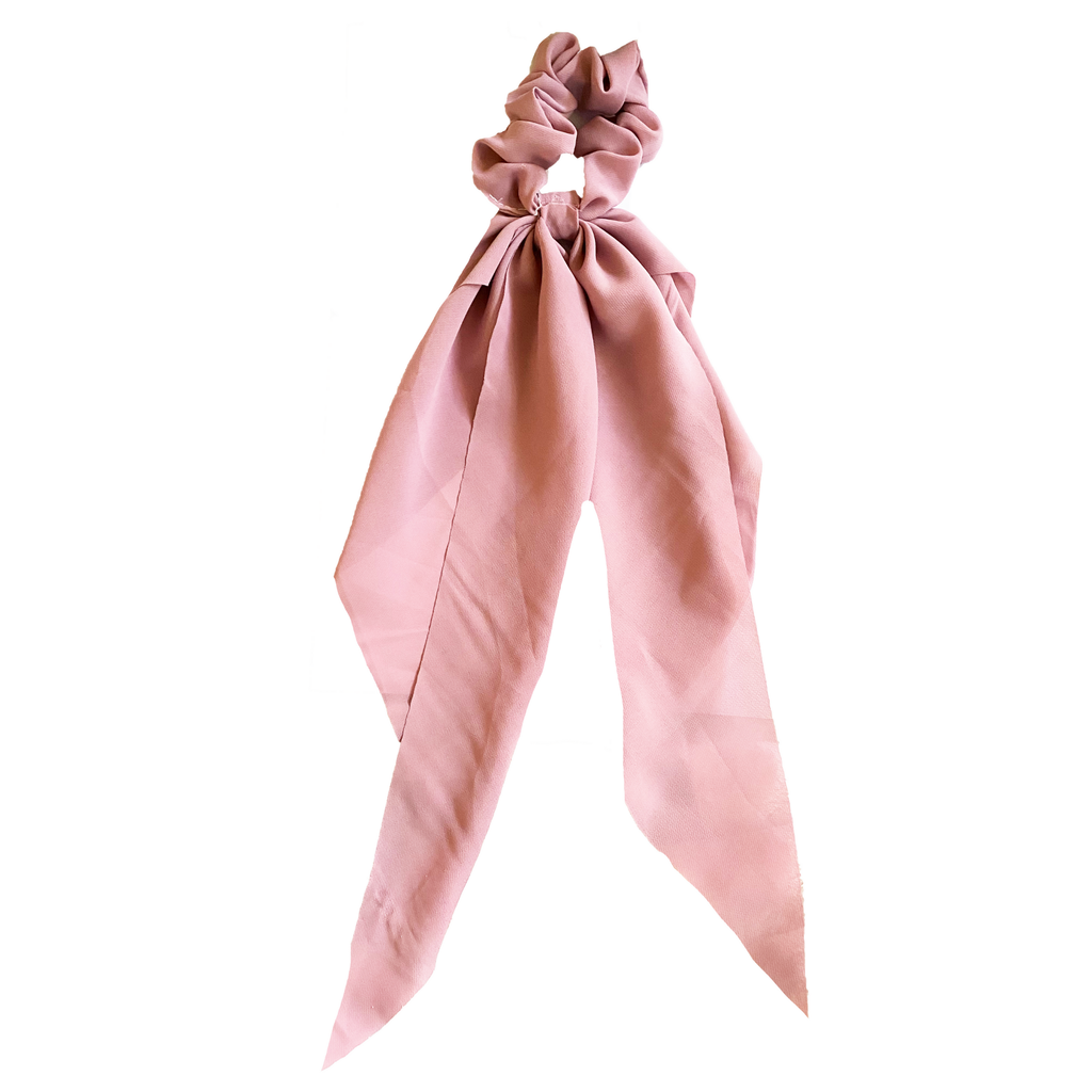 Headbands of Hope - Darling Scrunchie Soft Pink