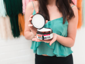 NaturalAnnie Essentials - Island Vibes Shea Body Butter