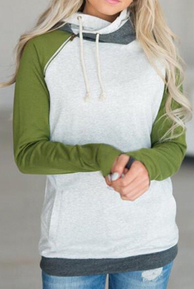 Laura Sweatshirt - green