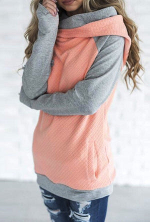 Laura Sweatshirt - pink peach