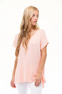 Side Split Tunic