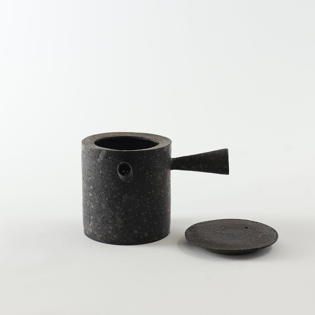 Japanese Tea Pot M - Black