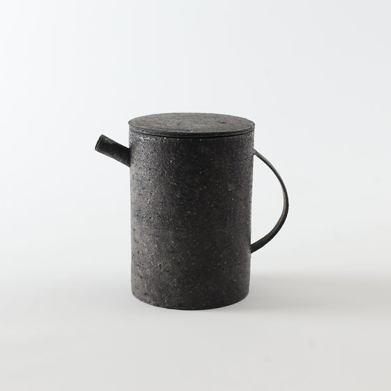 Tea Pot - Black