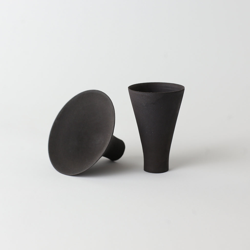 Spinning Top Cup - Charcoal