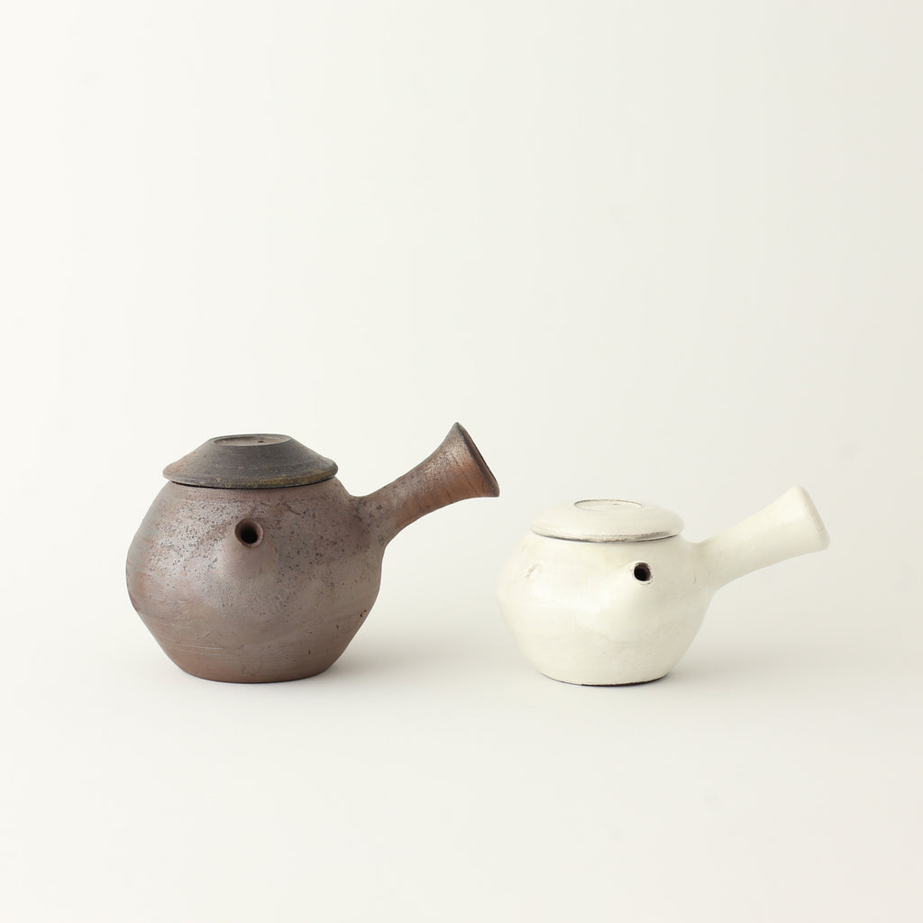 Kohiki White Tea Pot Small