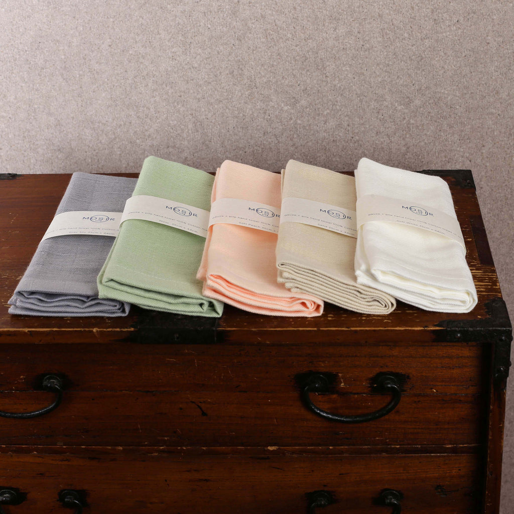 Hand Towel - Soft Peach