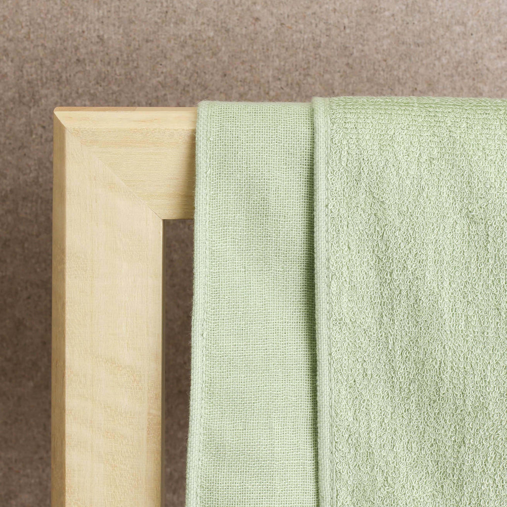 Bath Towel - Moss