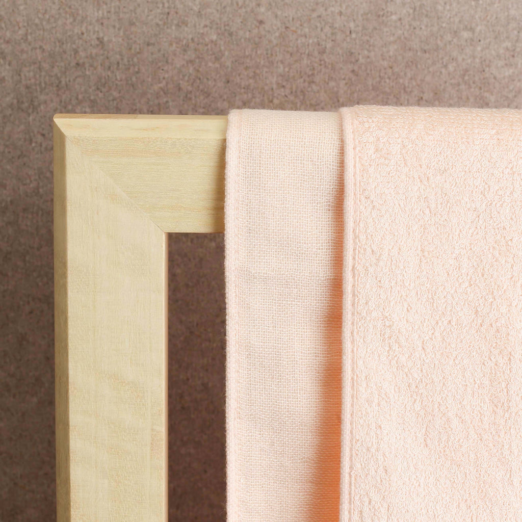 Bath Towel - Soft Peach