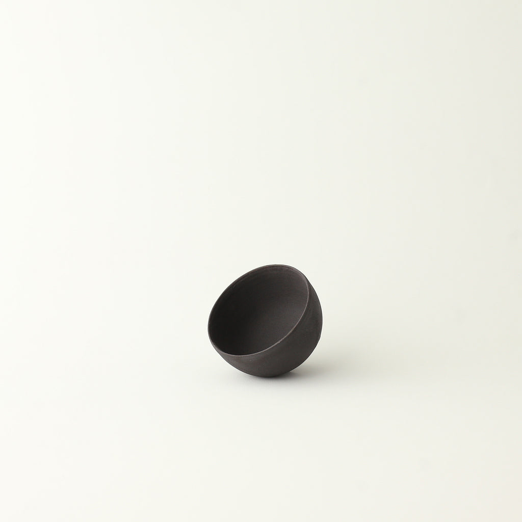 Chahai Small Cup - Charcoal