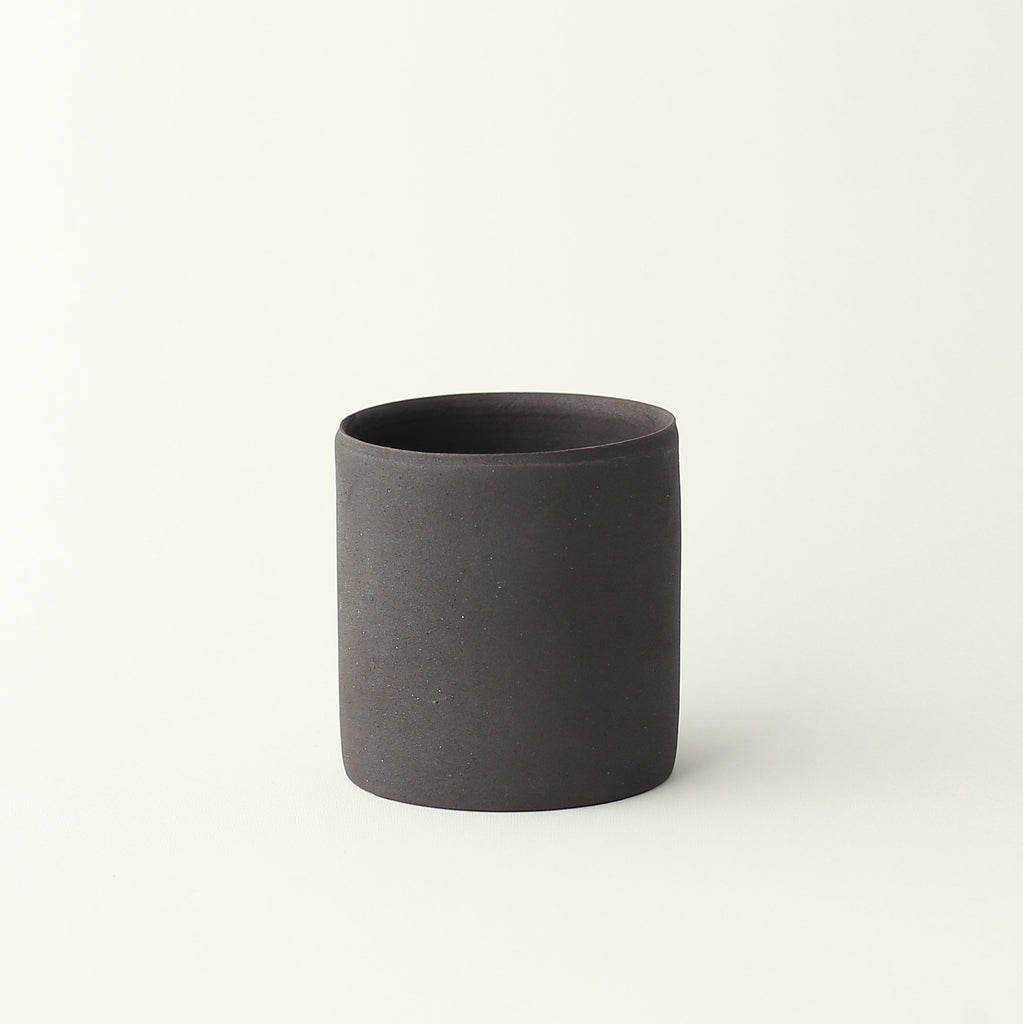 Straight Cup - Charcoal