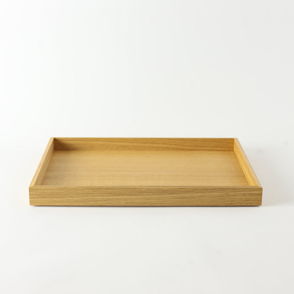 Japanese Oak Tray