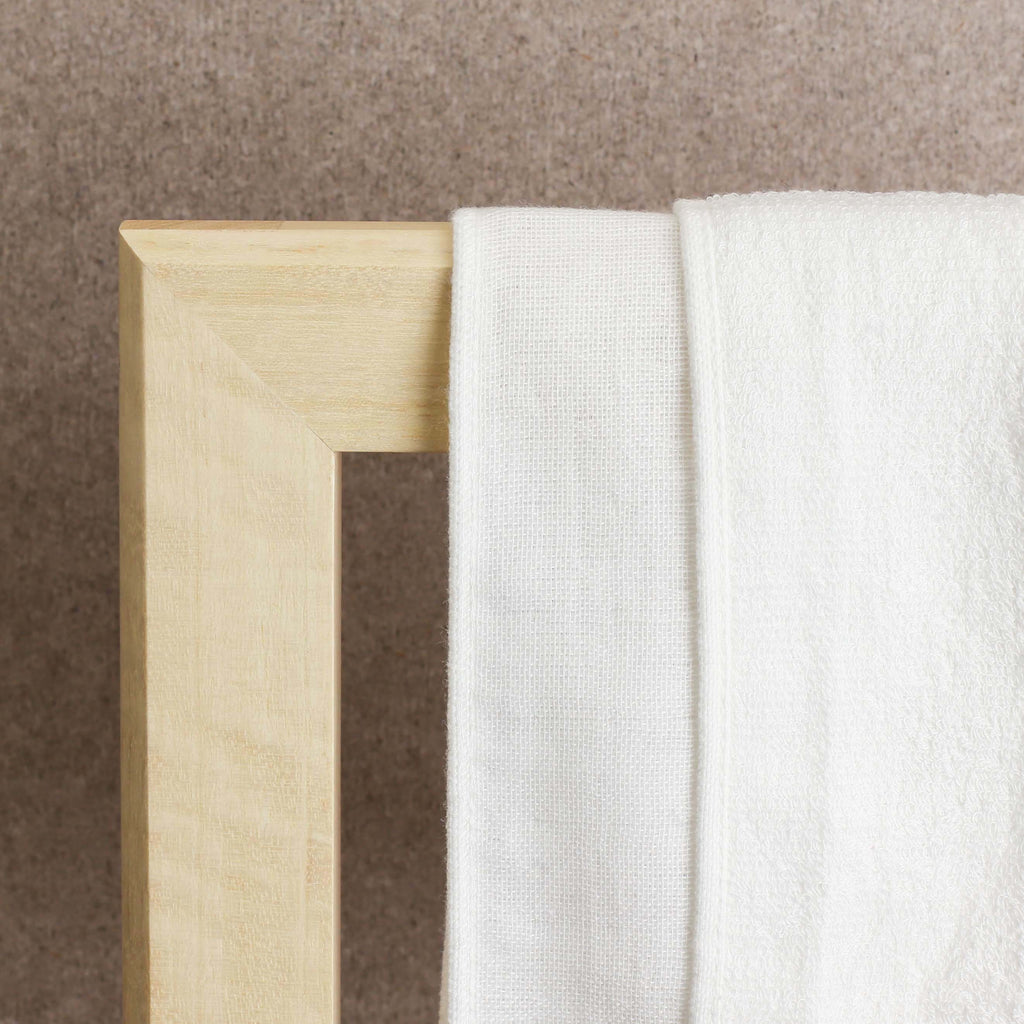 Bath Towel - Soft White