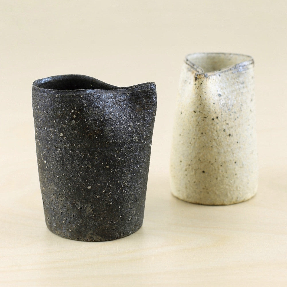 Handcrafted, Handmade, Artisan, Japanese, Ceramic, Pitcher, Vase, Homeware, Kitchenware, Tableware, Beautiful Quality, Unique, Art, Minimal, Made in Japan.