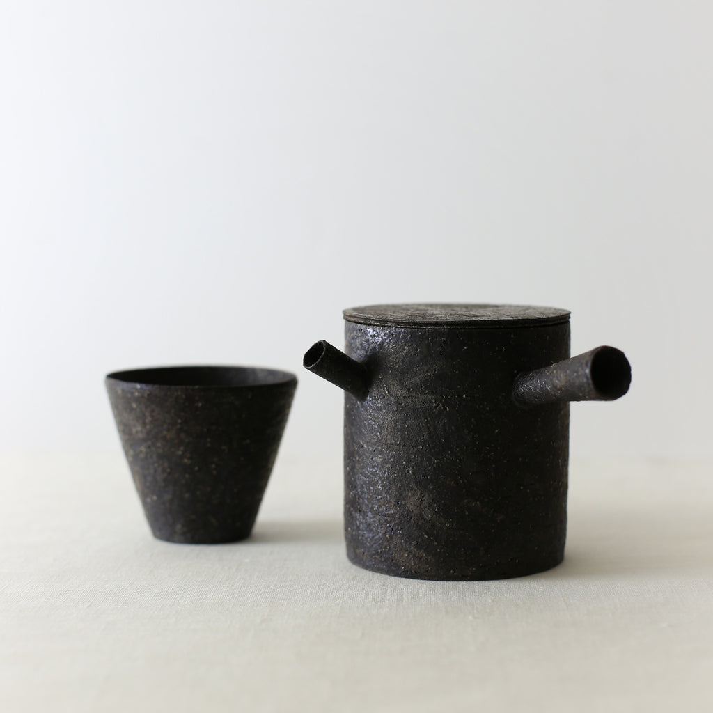 Handcrafted, Handmade, Artisan, Japanese, Ceramic, Pottery, Cup, Tea Pot, Homeware, Kitchenware, Tableware, Beautiful Quality, Unique, Art, Minimal, Made in Japan.