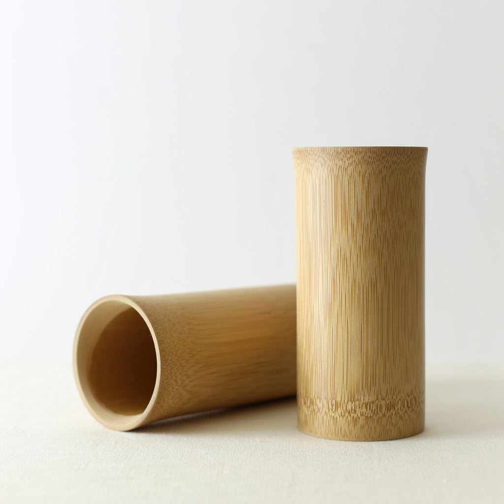 Handmade, Handcrafted, Japanese Artisan, Natural Bamboo Cup Large, Homeware, Tableware, Kitchenware, Beautiful Quality, Unique, Minimal, Made in Japan.