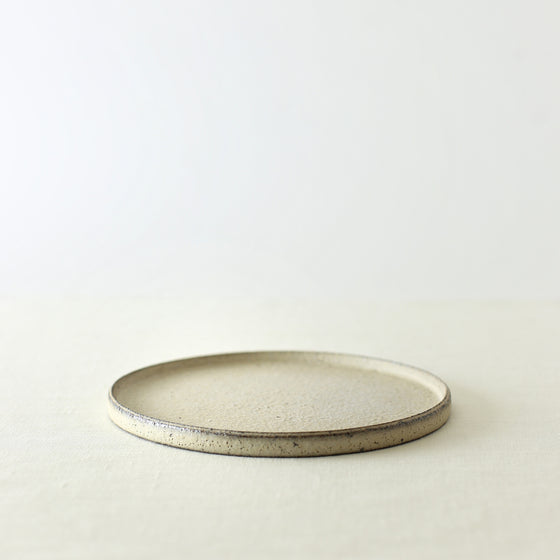 Handcrafted, Handmade, Artisan, Japanese, Ceramic, Pottery, Plate, Homeware, Kitchenware, Tableware, Beautiful Quality, Unique, Art, Minimal, Made in Japan.