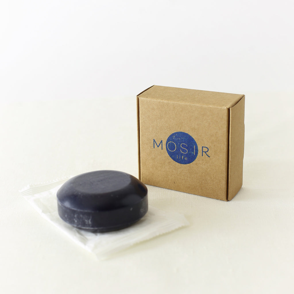 Japanese Charcoal Soap, Chemical free, preservatives free and Fragrance free, All Natural, Made in Japan.