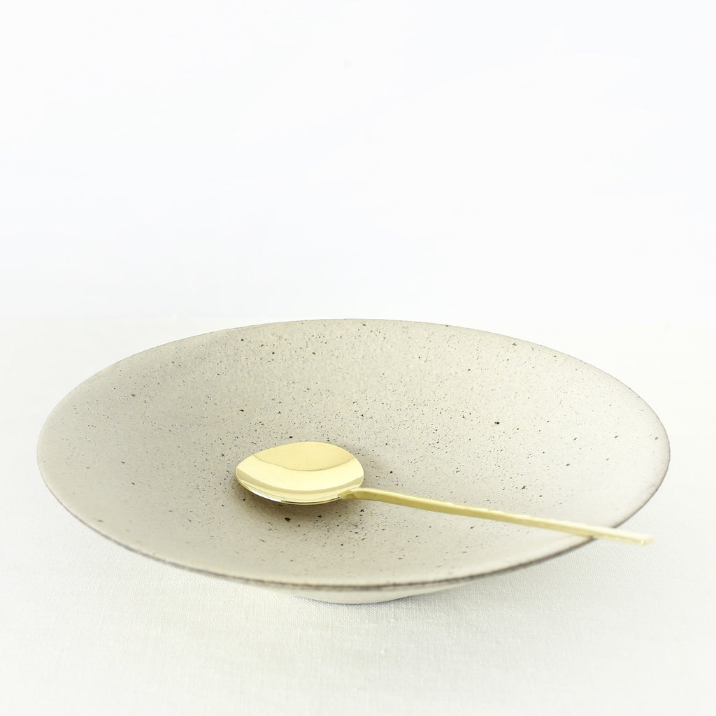 Handmade, Handcrafted, Japanese Artisan, Brassware, Brass, Spoon, Ceramic, Pottery, Bowl, Homeware, Tableware, Kitchenware, Beautiful Quality, Gifts, Art, Made in Japan.