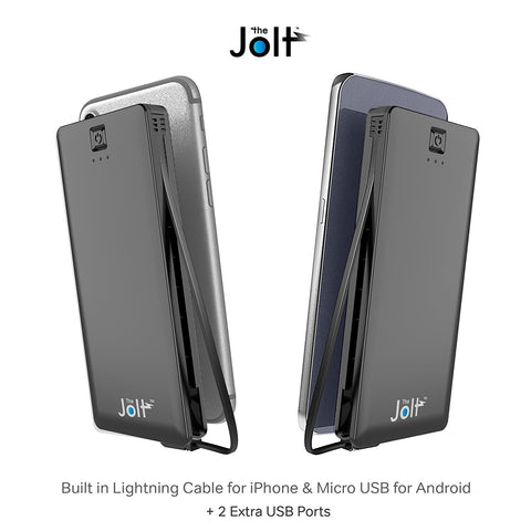 [Labor Day Sale!] The Jolt™ All-In-One Power + zipChargii ™ included FREE