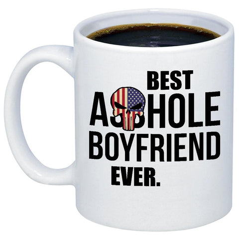 Best Ahole Boyfriend Ever 11oz 15oz Coffee Mug Coffee Mug
