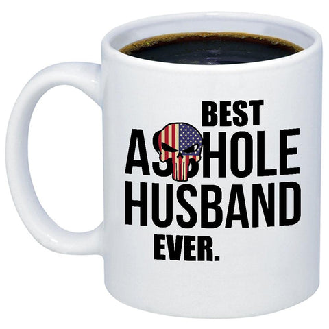 Best Ahole Husband Ever 11oz 15oz Coffee Mug