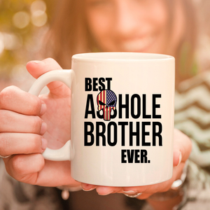 Best Ahole Brother Ever 11oz 15oz Coffee Mug