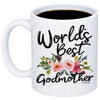 World's Best Godmother 11oz 15oz Coffee Mug