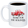Home For The Holidays 11oz 15oz Coffee Mug