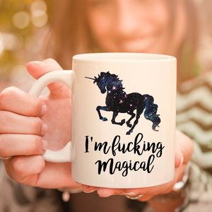 I'm * Magical Unicorn 11oz 15oz Coffee Mug