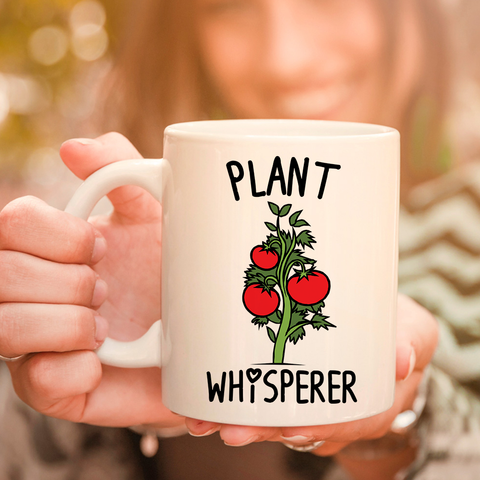 Plant Whisperer 11oz 15oz Coffee Mug