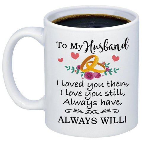 Image of To My Husband 11oz 15oz Coffee Mug