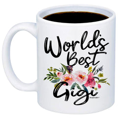 World's Best Gigi 11oz 15oz Coffee Mug