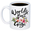 Image of World's Best Gigi 11oz 15oz Coffee Mug