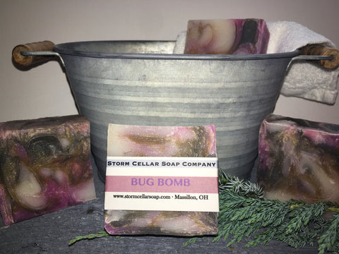 Women's Blend Bug Bomb Soap
