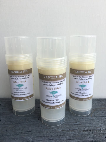 Vanilla Fig Salve Stick