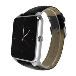 Leather Strap SmartWatch - SmartWatchLuxury